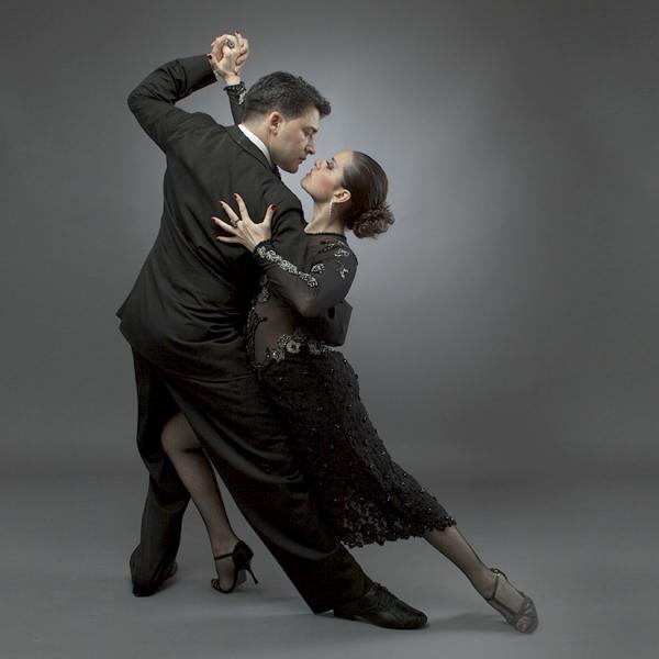 Pablo Garcìa y Yanina Fajar