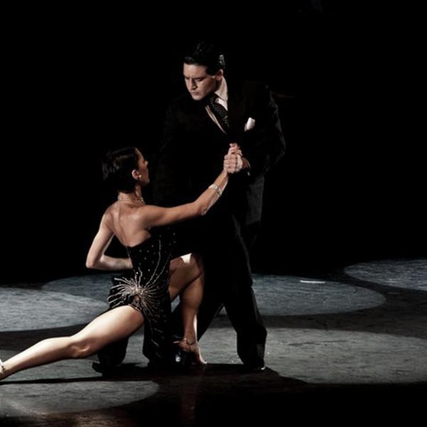 Tango x2. Spettacolo Puro Tango